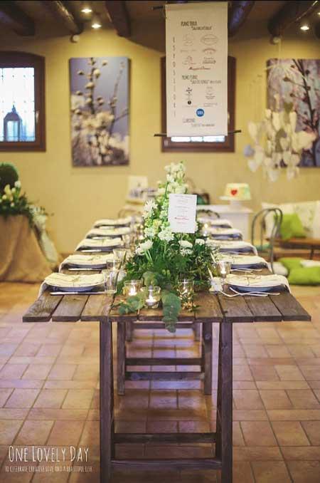 Il Tavolo Imperiale Addobbo